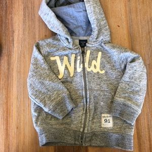 Gap Wild Zip Up